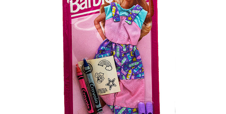 Barbie outfit - Cheerios