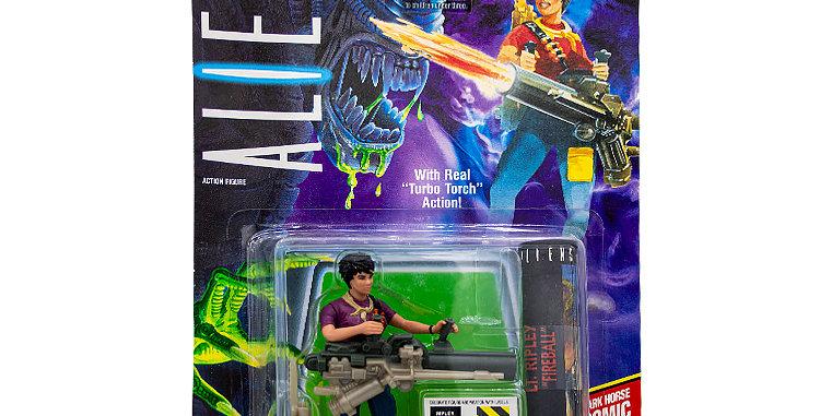 Sci FI Aliens Lt Ripley Action Figure.