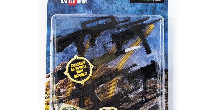 GI Joe Modern Weapons Depot