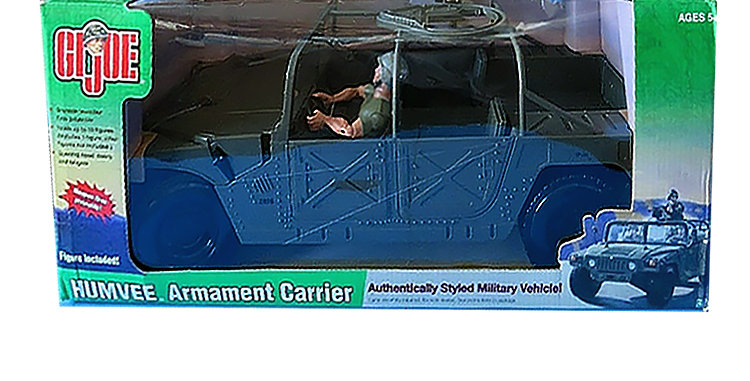 GI Joe  12 Inch Humvee Armament
