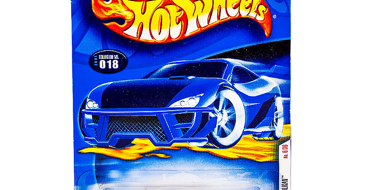 Hot Wheels  2001 First Editions Hooligan