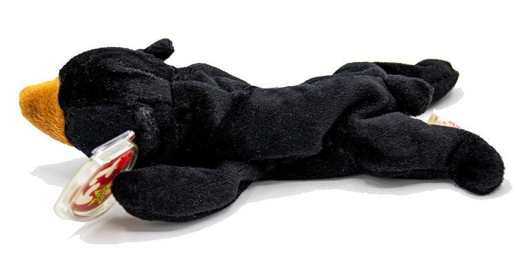 Beanie Babies Blacky the Bat Beanie Baby