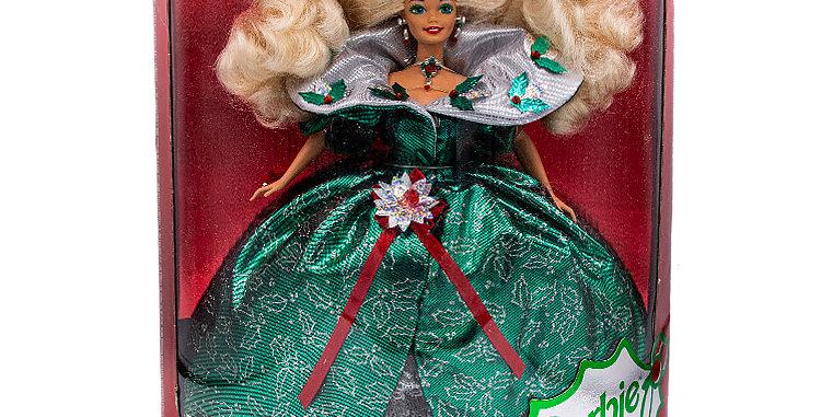 Barbie Happy Holidays Barbie