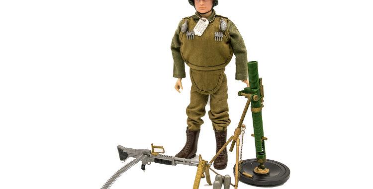 GI Joe Vintage Heavy Weapons Set