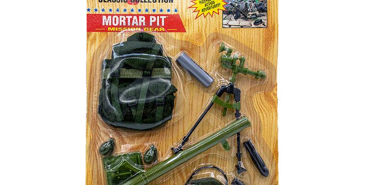 GI Joe Modern Classic Collection Mortar Pit