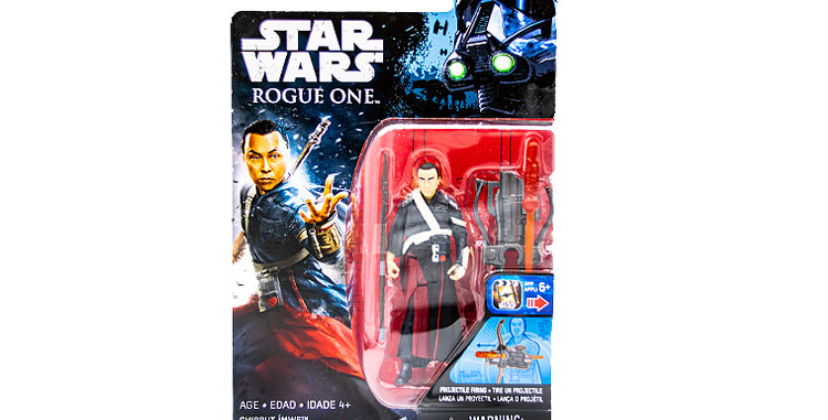 3.75 Inch Chirrut Rouge One