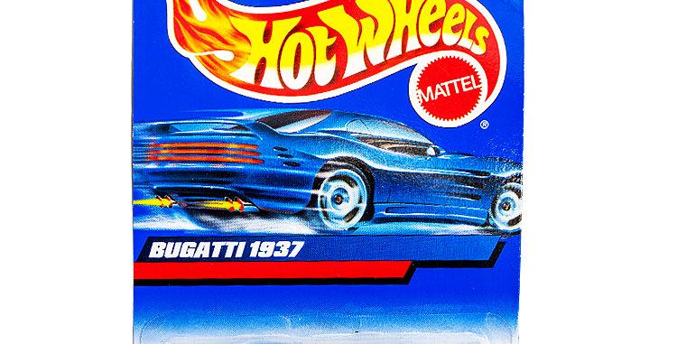 Hot Wheels  Bugatti 1937