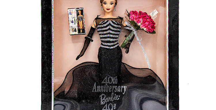 Barbie 40th Anniversary