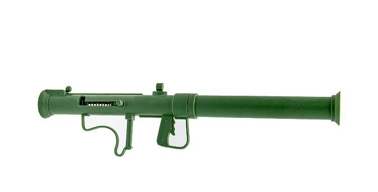 GI Joe Vintage Action Man Bazooka
