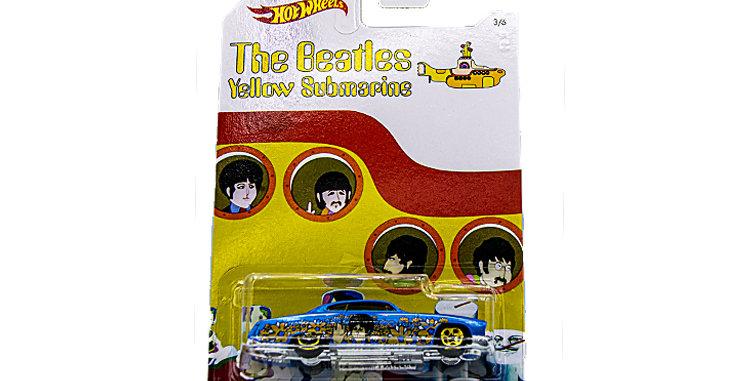 Beatles Hot Wheels 1 1/64 Scale