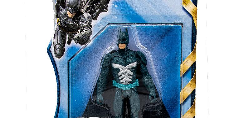 Batman Dark Knight Rises Turquoise uniform 3.75 inch Action Figure