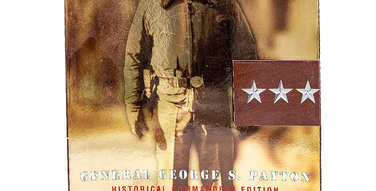 GI Joe Historical Commanders 12 Inch  George S Patton