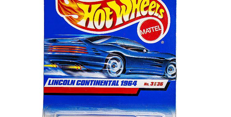 Hot Wheels  Lincon Continental 1964