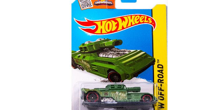Hot Wheels Off road Invader