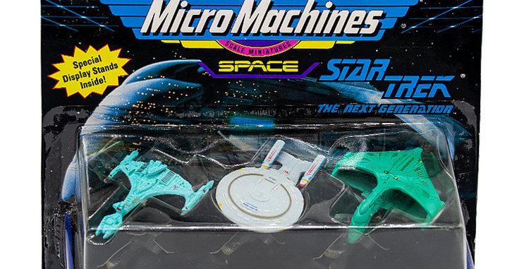 Star Trek Micro Machines Next Generation Toy Set