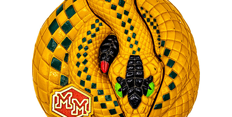 Snake Mighty Max Complete