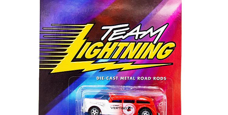 Johnny Lightning Team Lightning Alfred Hitchcock Vertigo
