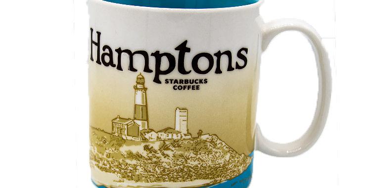 Mug Starbucks Hamptons First Style