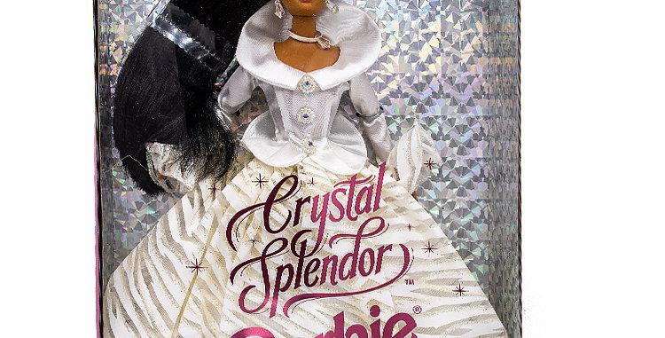 Barbie Crystal Splendor Barbie Afro-American