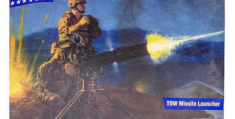 GI Joe TOW Missle Launcher