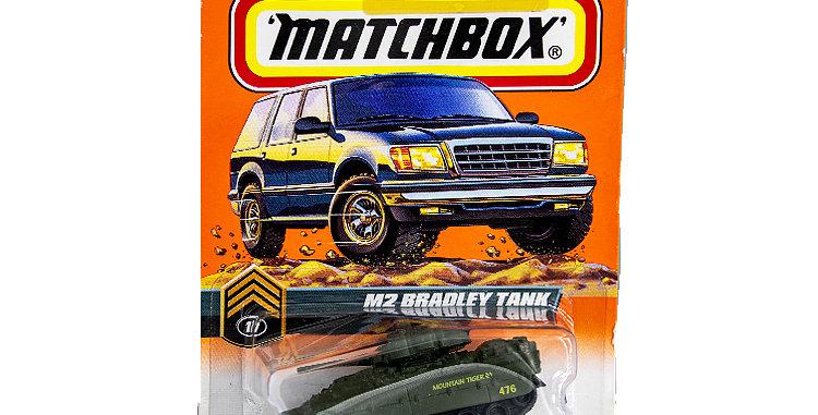 Matchbox Cars M2 Bradley Marked 1998