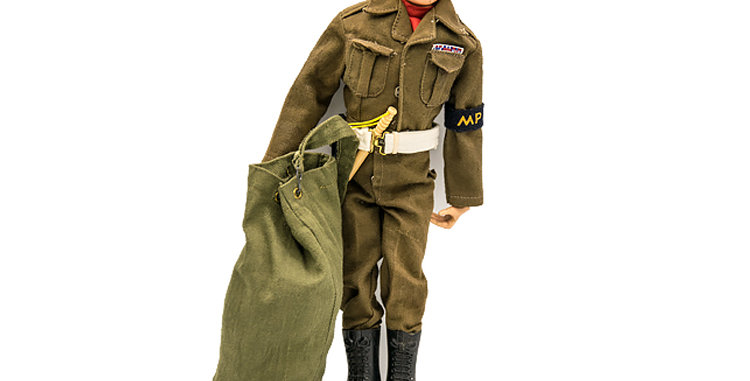 GI Joe Vintage Action Soldier MP