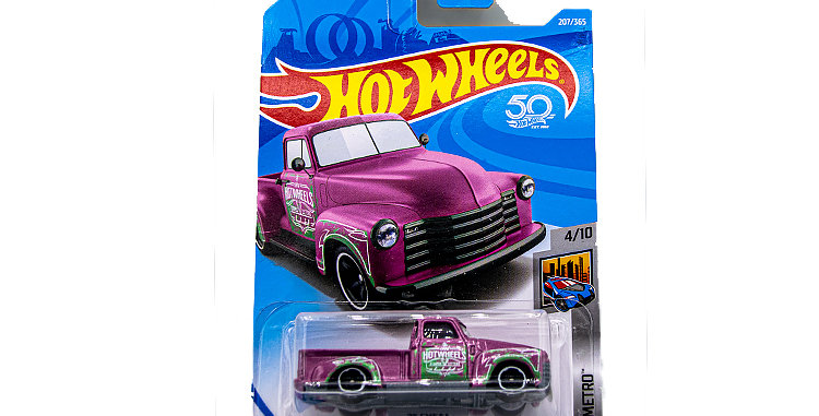 Hot Wheels 52 Chevy