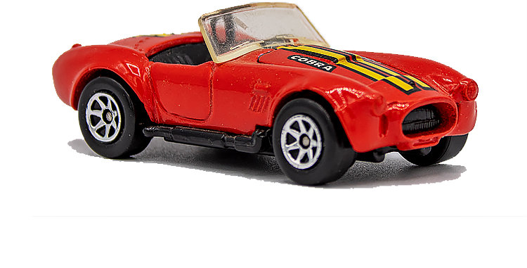Hot Wheels Loose Red Convertable