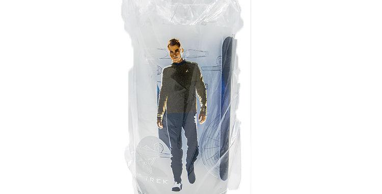 Star Trek Movie Glass Kirk