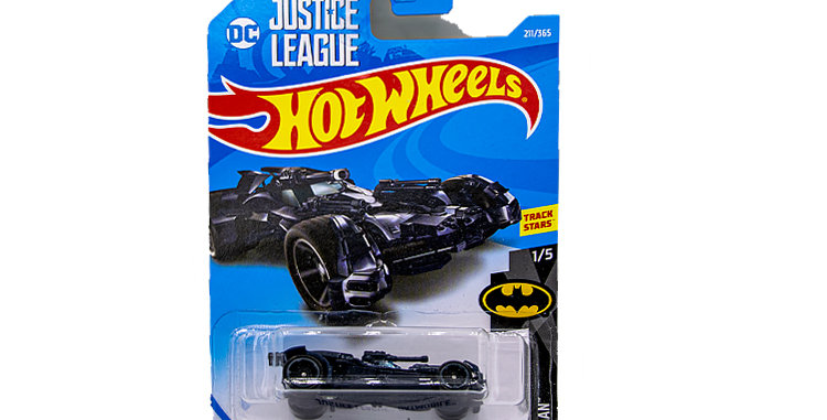 Hot Wheels Justice Leaque Batmoblie