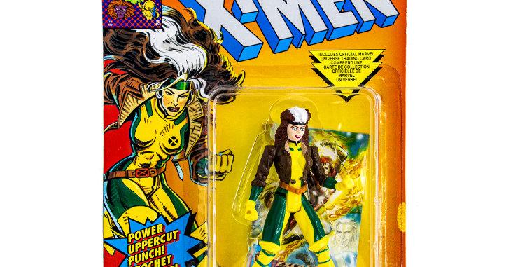 Marvel XMen Figures Rogue