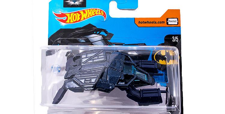 Hot Wheels Batman The Bat