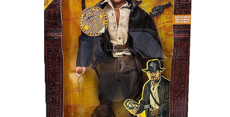 Sci-Fi Indiana Jones 12 Inch Action Figure