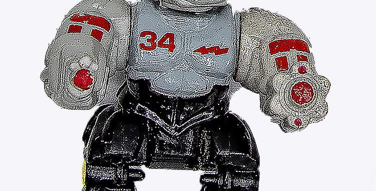 of Zbot robot