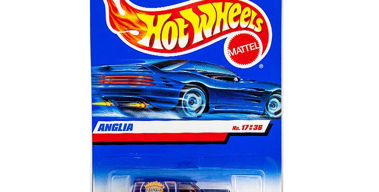 Hot Wheels Anglia marked 1998