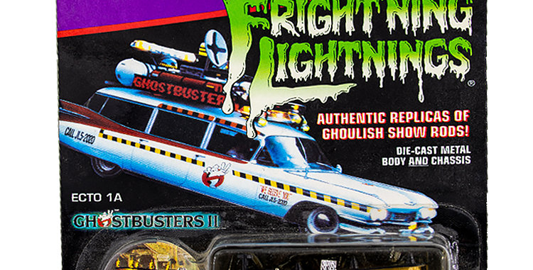 Johnny Lightning Frightning Lightning Boot Hill Express