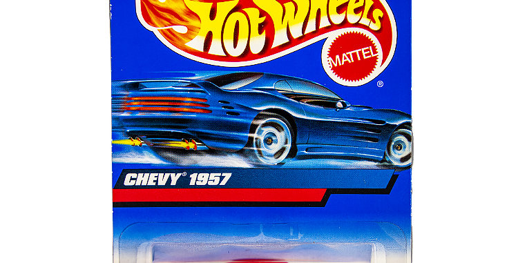 Hot Wheels  Chevy 1957