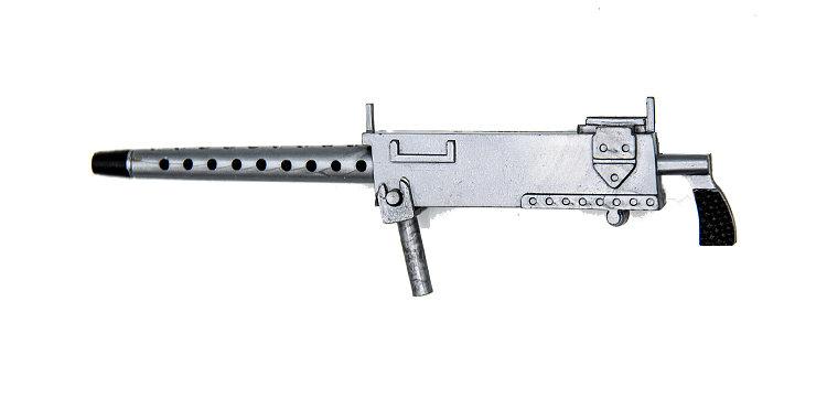 GI Joe Vintage  30 Cal Machine Gun no Tripod