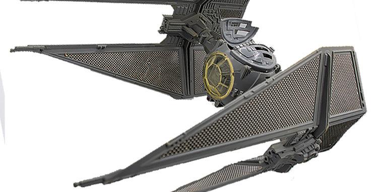 copy of Star Wars Vintage Tie Fighter Ship Blue