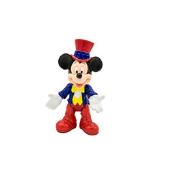 Mickey Uncle Sam