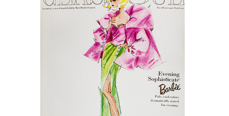 Barbie  Evening Sophisticate