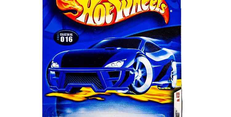 Hot Wheels  2001 First Editions Sooo Fast