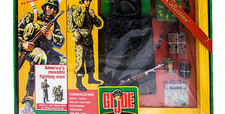 GI Joe Timeless Collection 12 Inch  Action Marine Anniversary Edition 3