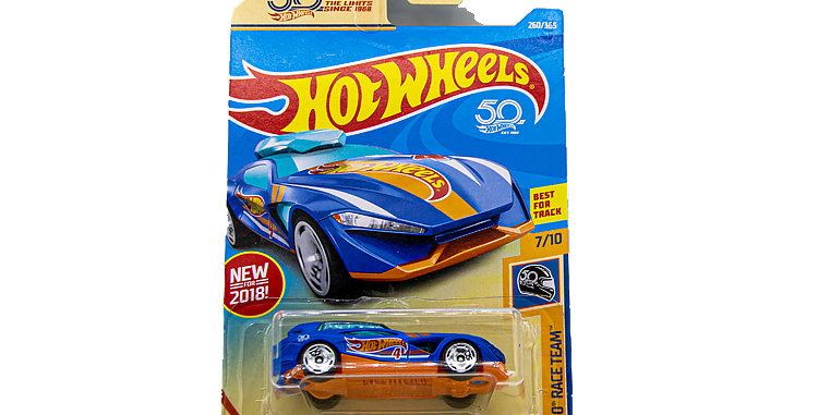 Hot Wheels Fast Master
