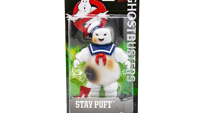 Ghostbusters Stay Puff Mashmallow Man