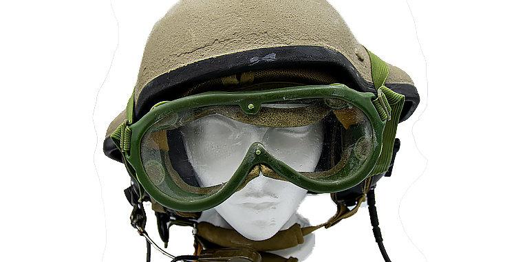 Israel Tank Helmet Israeli Made 1980s to 2000s