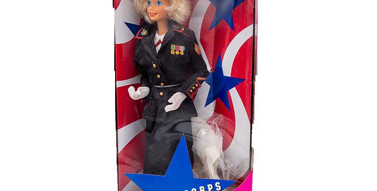 Barbie USMC Marine Corp Barbie