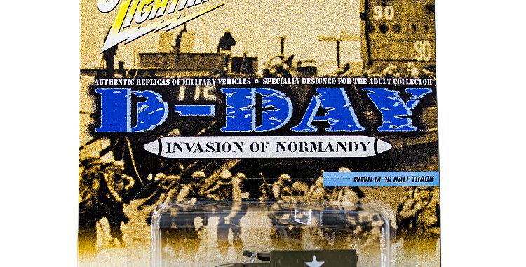 Johnny Lightning D-Day Halftrack