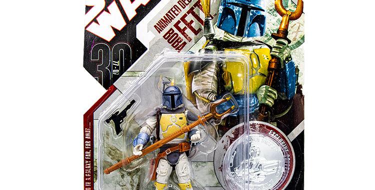 Star Wars 3.75 Inch Animated Debut Boba Fett