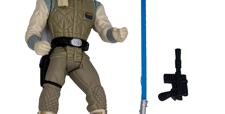 Star Wars Modern 3.75 Inch Luke Skywalker Hoth
